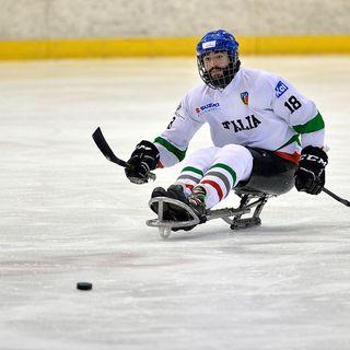 Tutto Qui - Venerdì 18 Gennaio - La presentazione dell'VIII edizione del Torneo Internazionale di Para Ice Hockey