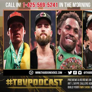 ☎️Jermall Charlo: Benavidez a BOY👦🏻Plant to SMALL❗️GGG too OLD😱Andrade Been Drop🤷🏽‍♂️I BEAT Canelo🤑