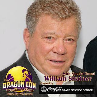 2021 Dragon Con Pre-Game Show Part 5: William Shatner