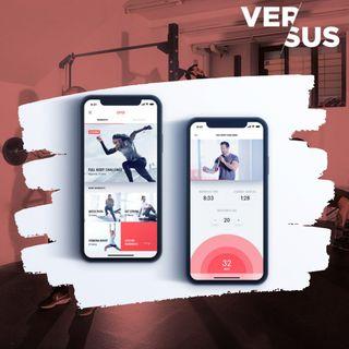 PT VERSUS - Ep 1: Le App Fitness