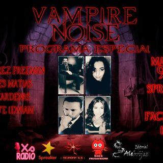 Vampire Noise Especial Feria del Libro