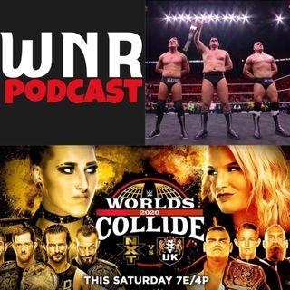 WNR268 WWENXT vs NXTUK Worlds Collide