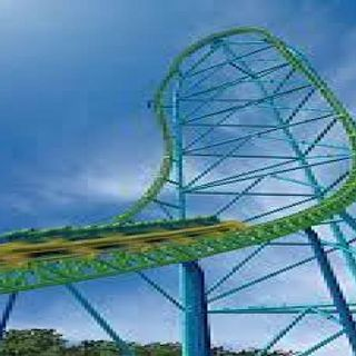 Kingda Ka: All About The Largest Ride In The World