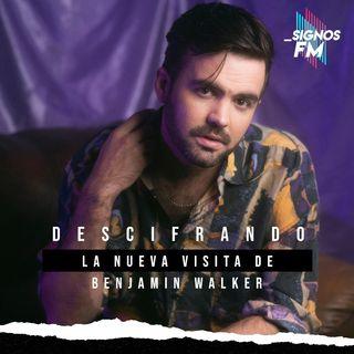 SignosFM Benjamin Walker en México 2021