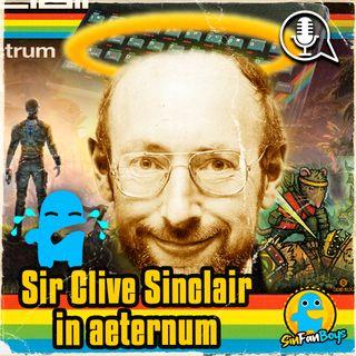 SinFanBoys Cap15-Hasta siempre Clive Sinclair + memorias RETRO
