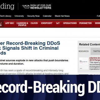 Big Attacks Show Shifting Cybercrime Tactics | TWiT Bits