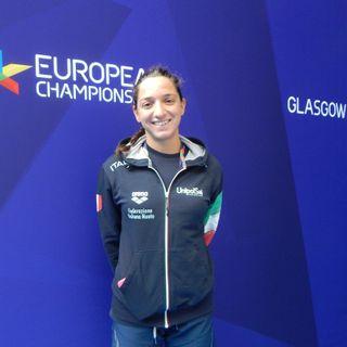F/O22 - Speciale Europei Glasgow con Elena Di Liddo