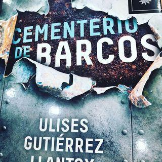 El libro de la semana: Cementerio de barcos (Planeta, 2019)