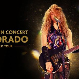 Shakira - Can-t Remember to Forget You (Audio - El Dorado World Tour Live)