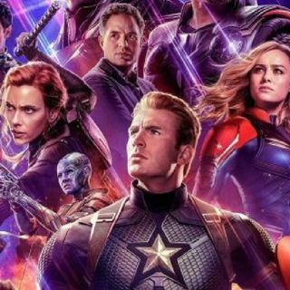 What Have We Learned About MCU After Endgame? Episode 190 - Dark Skies News And information
