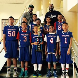 NBA Star Larry Hughes Uniting St. Louis Youth and Community Through Basketball