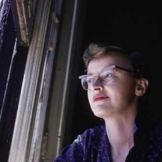 Her name was Connie Converse - GOD came and