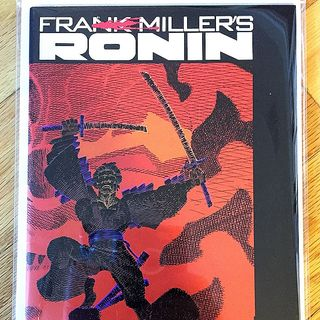 Episode 026 - Frank Miller's Ronin Book One, July 1983, DC Comics