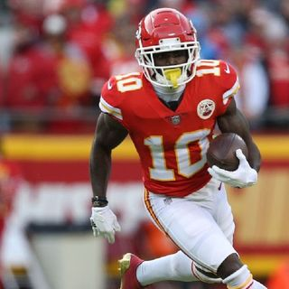 The Richard Smith Show Tyreek Hill Accusations What's Up With The KC Star?