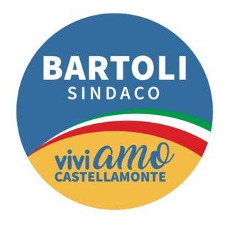 CASTELLAMONTE - Elezioni, Lista 3, Dionigi Bartoli Sindaco