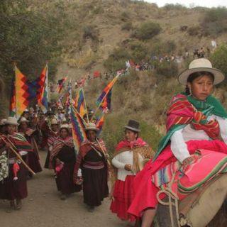Casa de Brujas en Bolivia