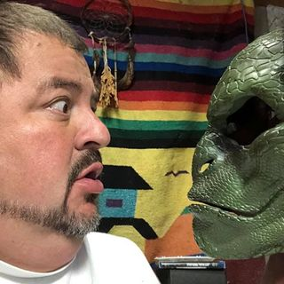 "Iggy Garcia LIVE Episode 73 ""Area 51."""
