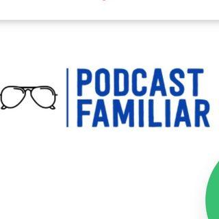 Podcast Familiar Ep 5. T2. Emilo habla de Los Simpson.