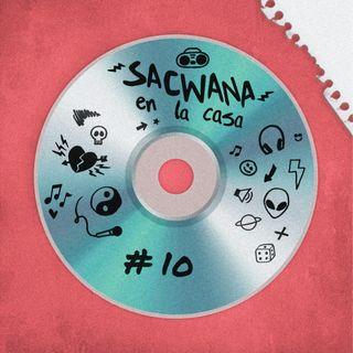 Sacwana En La Casa @ Vol. 10 Reggaeton New vs Old School