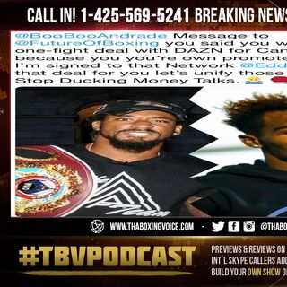 ☎️Demetrius Andrade; If Charlo's a Boss Make The🤙🏾Call📞Charlo 249K Viewership on Showtime🤭
