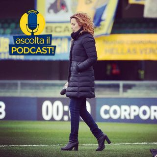 Salotto Gialloblu | Vanessa Leonardi (Sky Sport) | 21 ottobre 2020
