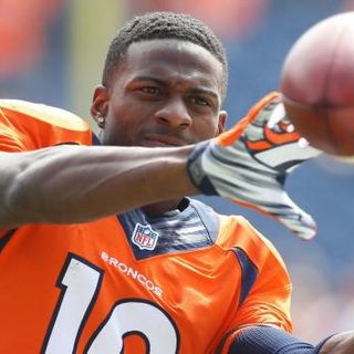 Feb. 24: How Worried Should We Be About Emmanuel Sanders Off The Field?