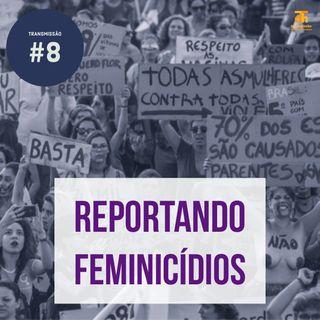 Reportando feminicídios