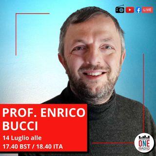 Covid-19, Prof. Bucci: Si dichiara il falso perché la finanza necessità certezze