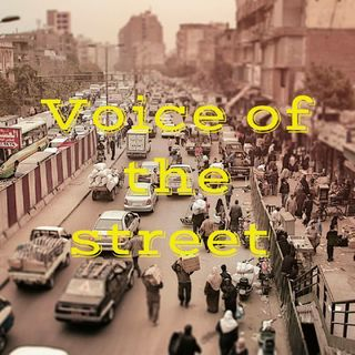 voice of the street podcast intro