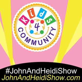 03-18-20-John And Heidi Show-KenanPala-Kids4Community