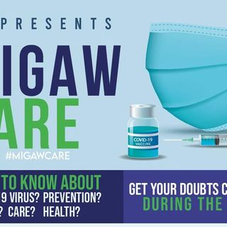 How is The Virus works at human body?    Podcast    #MigawCare   Episode 2