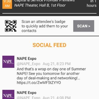 Summer NAPE 2019