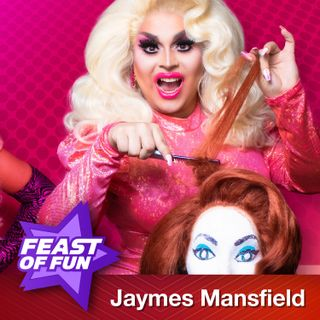 FOF #2471 - Jaymes Mansfield's Blond Bombshell Explosion