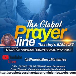 Tuesday Morning 6AM Prayer