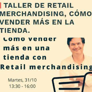 Cómo vender en una tienda con Retail Merchandising