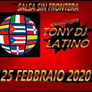 Salsa Sion Frontera 25/02/2020 3° Parte