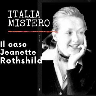 Il caso Jeanette Rothshild