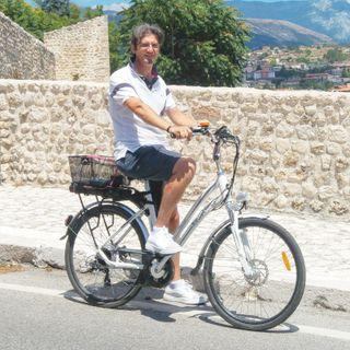 Gabriele Curci: no smog, spingiamo di più sui pedali!