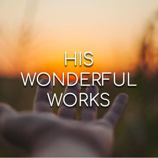 His Wonderful Works - Morning Manna #3041