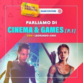 Cinema e Videogames - Pt. 1