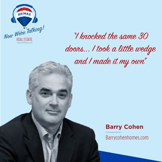 """""""The Teacher Becomes the Student: Zen and the Art of Selling Luxury with Barry Cohen."""""""