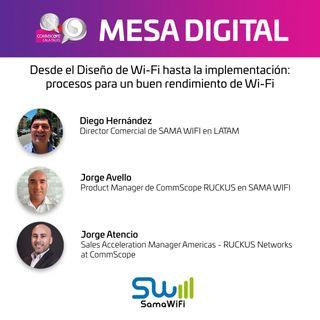 Mesa Digital - SAMA WIFI