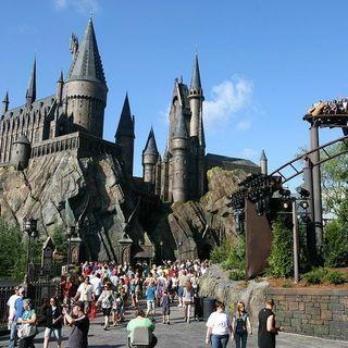 #sarnano Viaggio immaginario con Harry Potter