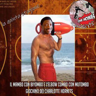 TH172 - Il mambo con Biyombo e l'elbow combo con Mutombo