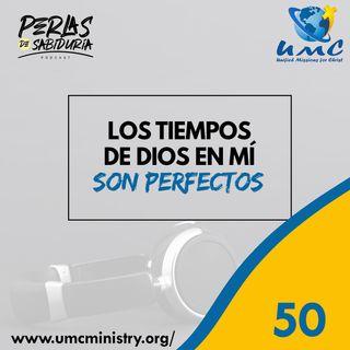 50 Los Tiempos De Dios En Mi Son Perfectos