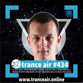 Alex NEGNIY - Trance Air #434 [ #138 special ]
