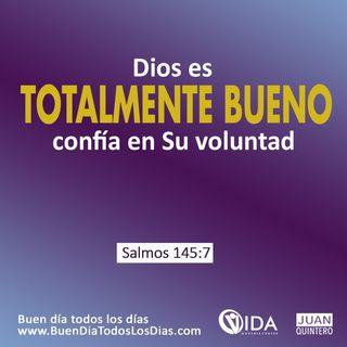 BUEN DÍA – VIVIR EN LA BONDAD DE DIOS