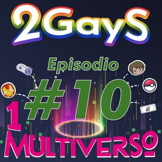 Ep10 - Harry Potter y el Multiverso LGBT