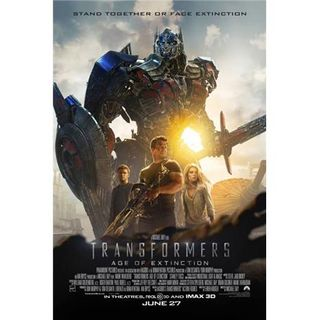 Transformers Age of Extinction Review (07.03.14 Re-Broadcast)
