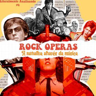 Episódio 4: Rock Operas: A Narrativa Através da Música